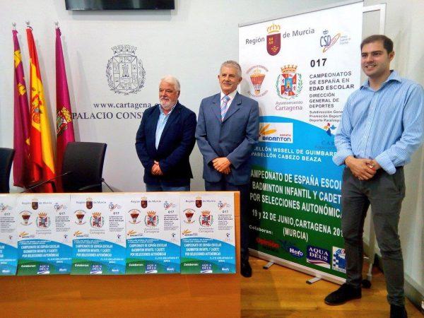 El Campeonato de España trae a Cartagena los mejores jugadores Nacionales Sub 15 y Sub 17