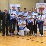 Plata para el Club Bádminton Cartagena en el Regional de Clubes